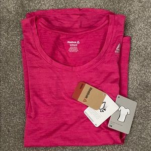 NWT Reebok Athletic SS Top